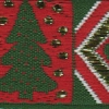 Christmas Squares 1.5 inch