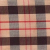 Plaid Burberry 3/4 inch