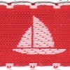 Sailor Red 3/4 inch