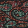 Tapestry Paisley - Red 2 inch